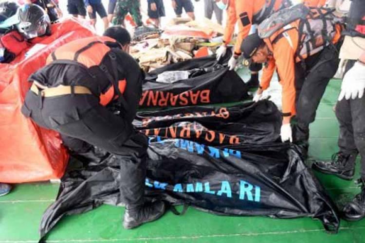 Ini Daftar Lengkap 125 Korban Lion Air yang Sudah Teridentifikasi