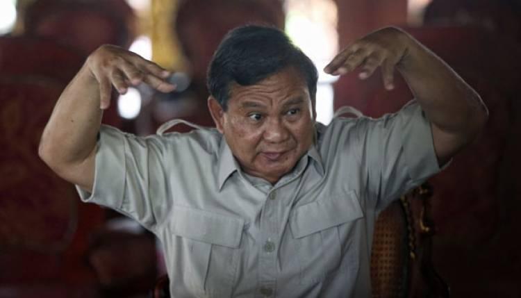 Viral Video Prabowo Bicara Sulit Ajukan Kredit, Ini kata BI