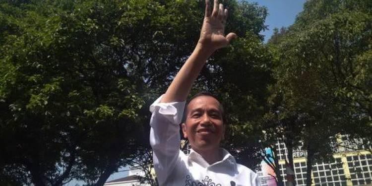 Waspada! Jokowi Ingatkan Fenomena Trump Menang pemilu AS