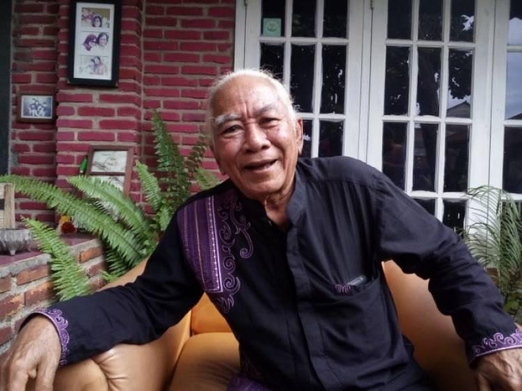 Musisi Legend Koeswoyo Ingin Lagu Nusantaranya DIkenalkan di Bangku Sekolah