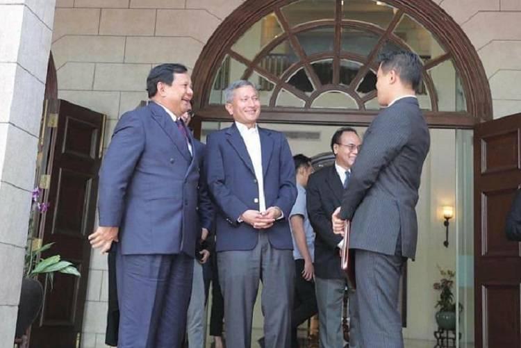 Ini Isu Strategis yang Dibahas Prabowo dan PM Lee