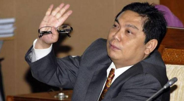Wakil Ketua DPR Mangkir Panggilan Sidang Tipikor
