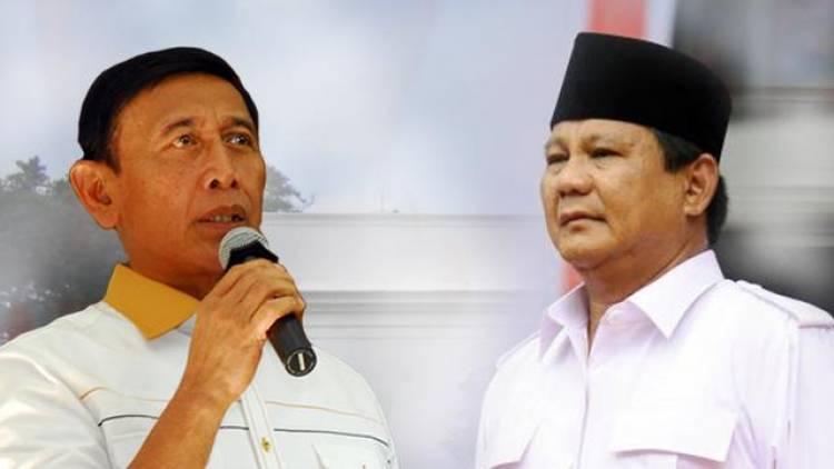 Prabowo Kritik Soal Korupsi Stadium 4, Wiranto: Tanya Saja Pak Prabowo, Namanya ya Kampanye