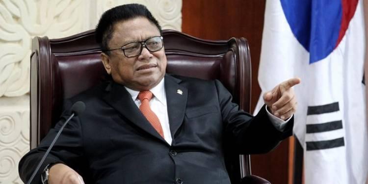 OSO Jelaskan Presiden Bekerja Tidak untuk Dikasihani