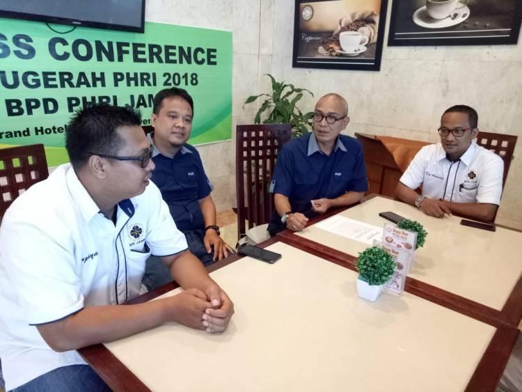 PHRI: Anugerah PHRI Acuan Peningkatan Standar Perhotelan dan Restoran Nasional