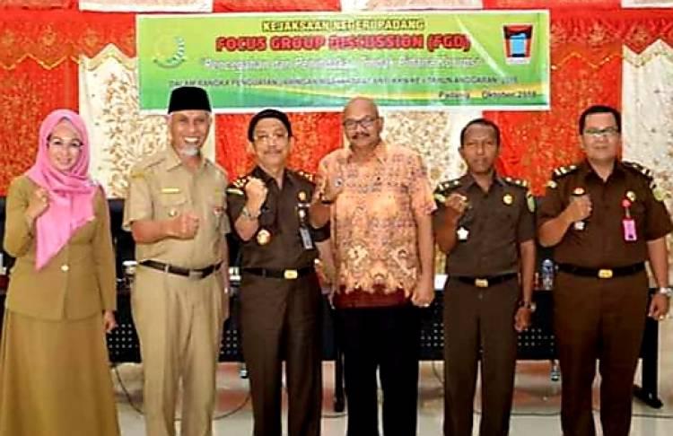 Lima Aliran Terindikasi Menyimpang Terpantau di Padang