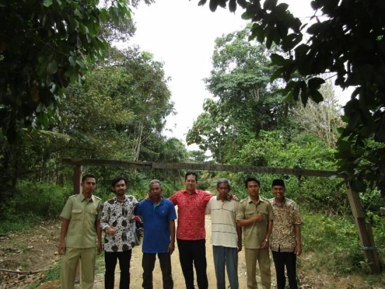 Jalan Aspal Karet Sarolangun-Bangko, Ihsan Yunus: Sangat Bagus Bagi Petani Karet