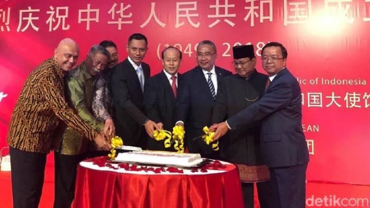 Apa Makna Tionghoa dan Bisnis di Mata Prabowo