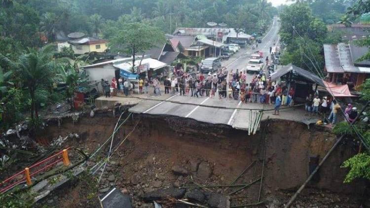 Kini Jalur Padang-Pekanbaru Bisa Via Solok