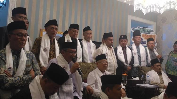 Wow! PWNU Jabar Bicarakan Pemenangan Jokowi-Ma'ruf di Rakernas