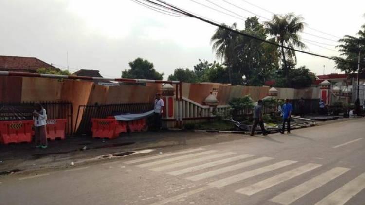 Pasca Penyerangan, Kapolda Metro Minta Polsek Ciracas Disterilkan