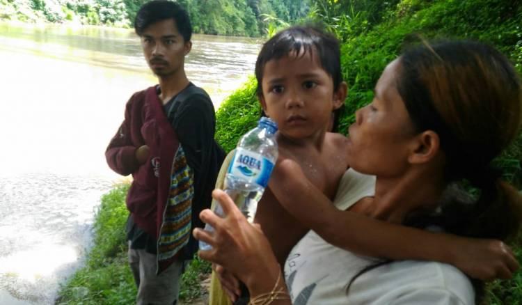 Dramatis! Anggota Mapala STKIP Bangko Jambi Selamatkan Lima Bocah Tenggelam