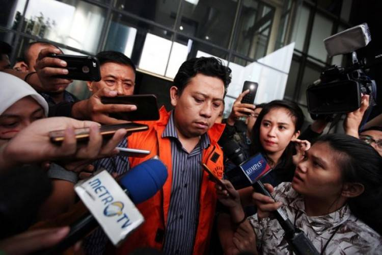 Korupsi DAK Pendidikan, KPK Tahan Bupati Cianjur