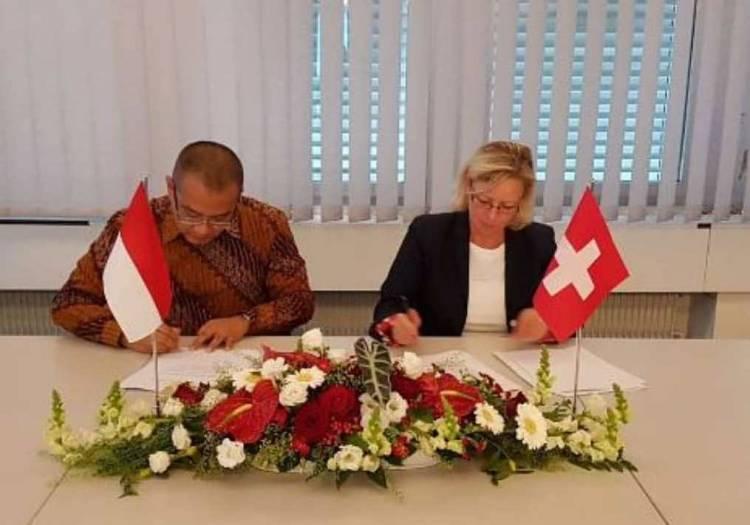 Duit Kejahatan Disimpan di Swiss, Wah! KPK Bisa Buka Melalui MLA