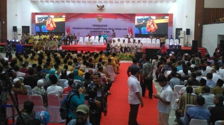 Presiden Salut Rencana Keuchik Desa di Aceh