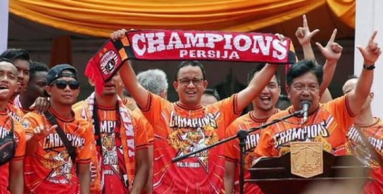 Anies : Jakarta Merasakan Kembali ke Puncak Kemenangan