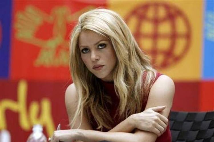 Seleb Shakira Dituntut Kasus Penggelapan Pajak