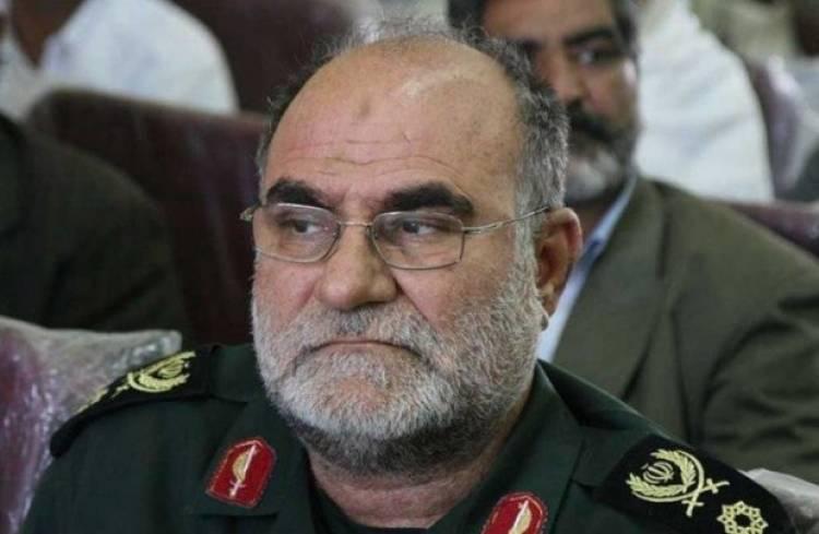 Jenderal Iran Tewas Tertembak Senjata Sendiri