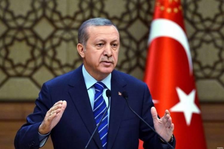 Erdogan: Terorisme akan Dikubur di Parit yang Mereka Gali