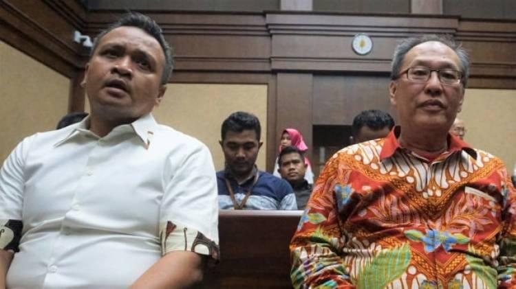 KPK Eksekusi Irvanto Hendra dan Made Oka