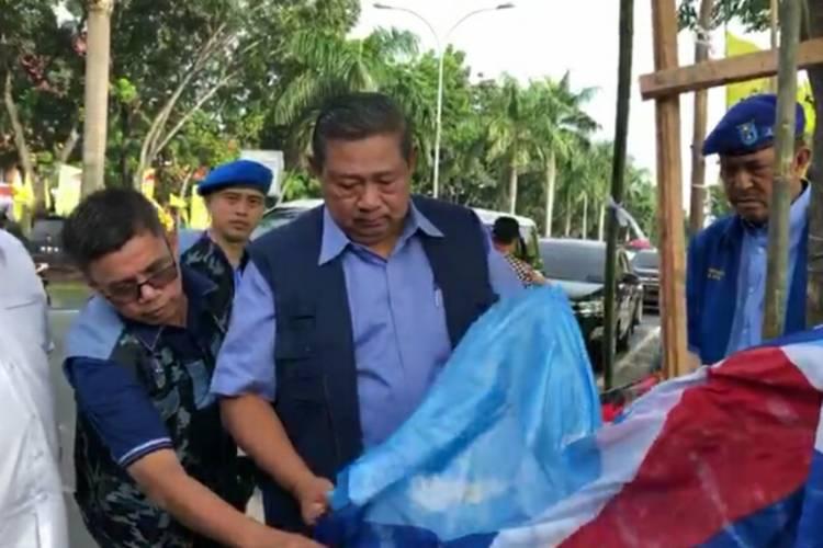 SBY Sikapi Pernyataan Wiranto soal Baliho