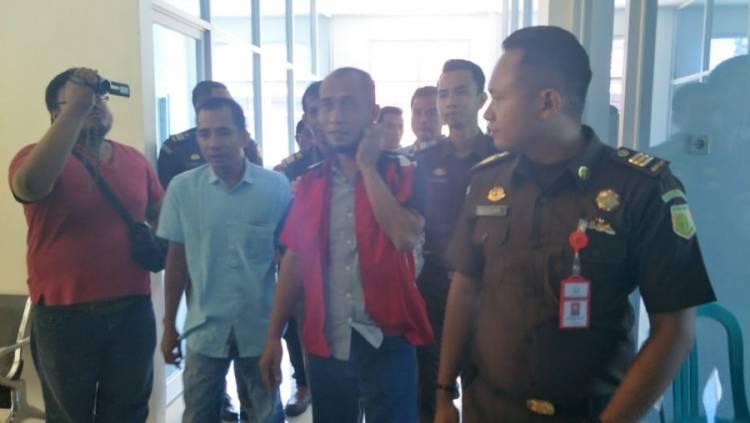 BREAKING NEWS!! Wakil Ketua DPRD Merangin Isnedi Ditahan Kejari