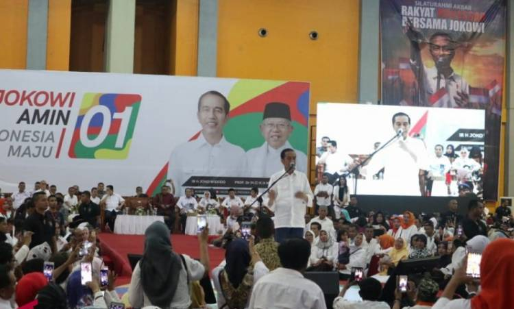 Presiden Jokowi Janji Dana Desa Akan Terus Diperbesar
