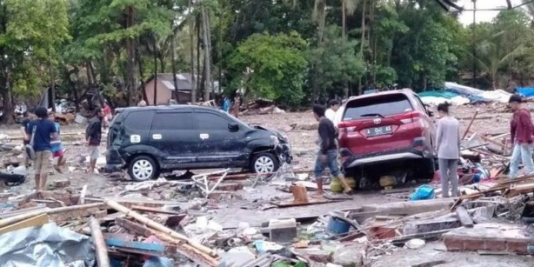 BNPB: 43 Meninggal 491 Luka-luka Terdampak Tsunami Selat Sunda