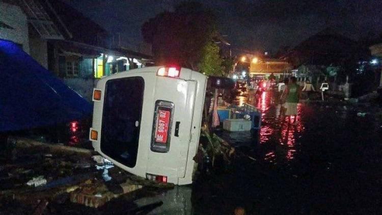 PLN: 11 Meninggal dan 19 Masih Hilang Terdampak Tsunami Selat Sunda