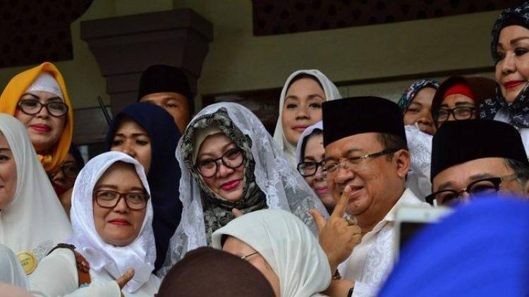 Putri Soeharto Minta Masyarakat Tak Terpecah Karena Pemilu