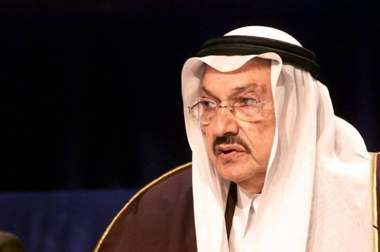 Pangeran Saudi Talal Bin Abdulaziz Wafat