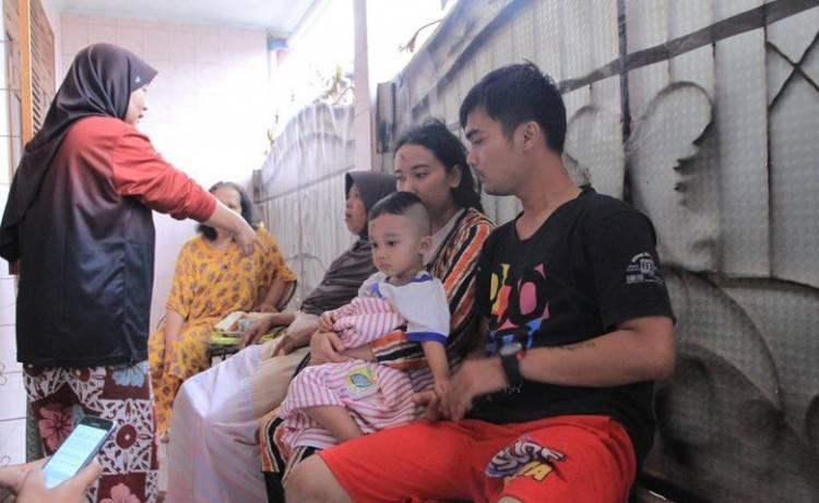 Kisah Devin & Anaknya Selamat saat Digulung Tsunami