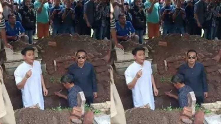 Jenazah Dylan Sahara Dimakamkan di Kampung Halaman