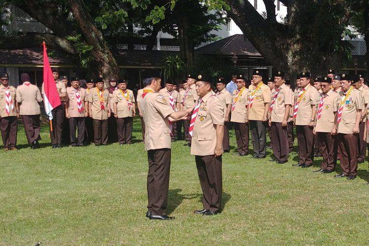 Habibie, SBY, Hingga Hari Tanoe dan Nadiem Makarim Jadi Penasehat Pramuka