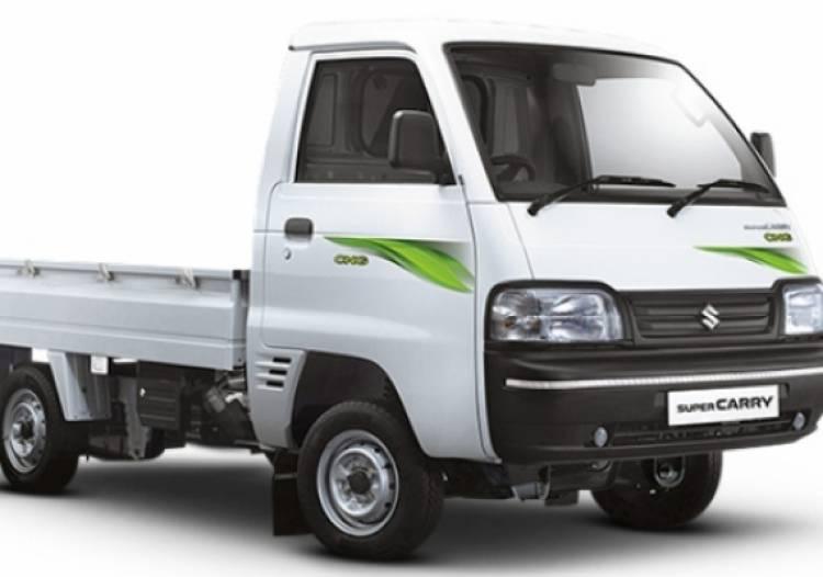 Maruti Suzuki Tarik 5.900 Unit Kendaraan Super Carry?