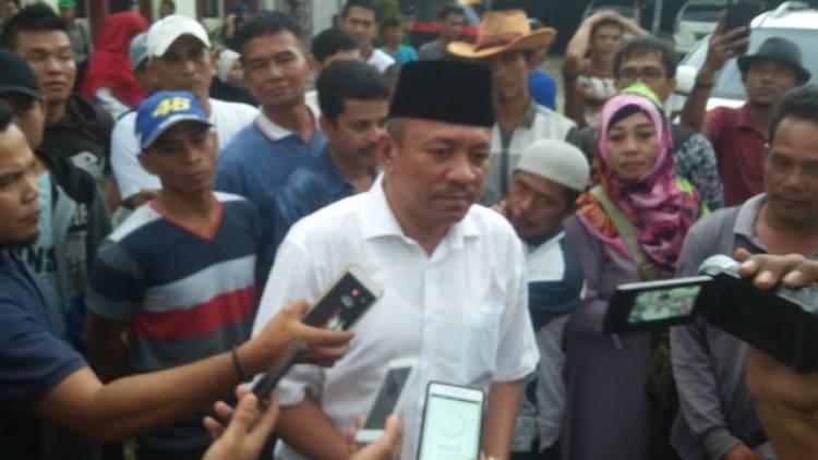 Tergugat Keok, Anggota DPRD Sarolangun Syaihu Menang di PTUN