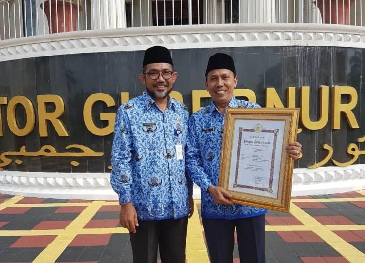 Fasilitas Bintang Tiga, Bapelkes Jambi Siap Gelar Kegiatan Pelatihan Kesehatan yang Berkualitas di Provinsi Jambi