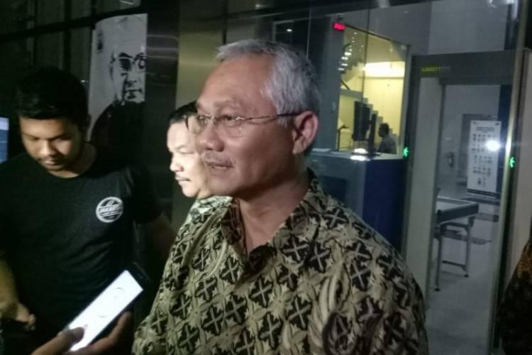Konfirmasi OTT Kemen PUPR, Irjen Sambangi KPK