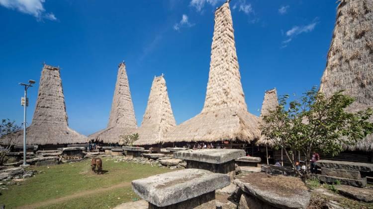Pulau Sumba Diguncang Empat Kali Gempa