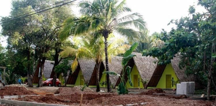 Paska Tsunami, Objek Buffer Zone KEK Tanjung Lesung Sepi