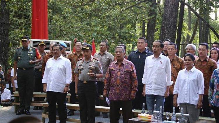 Awal 2019, Ini Kegiatan Presiden Jokowi