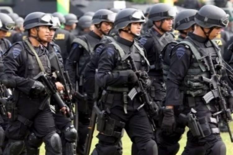 Kejar Teroris Ali Kalora, 60 Anggota Brimob Dikerahkan
