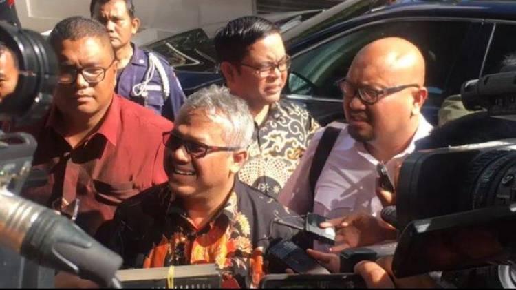 Ketua KPU: Kalau Mau Ingatkan KPU Jangan Lewat Medsos!