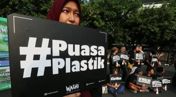 PBNU Akan Bahas Hukum Penggunaan Plastik
