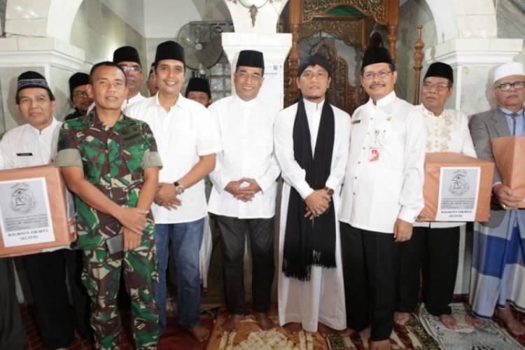 Budi Karya: Masjid Bebas dari Politik Pecah Belah