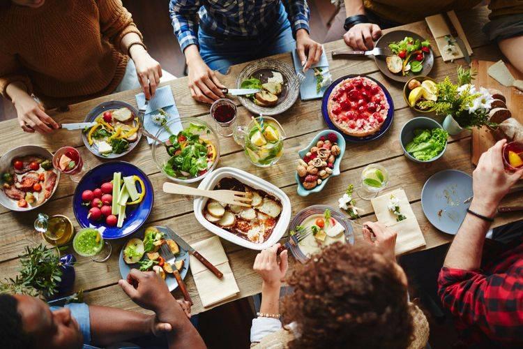 Betulkah Sering Makan Bisa Bantu Diet?