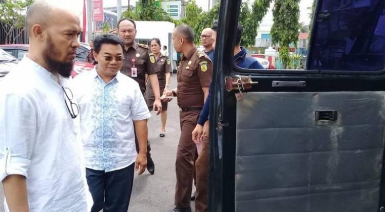 Dua Terpidana Korupsi Gedung Fisip Unri Divonis 2 Tahun, Begini Tanggapan JPU