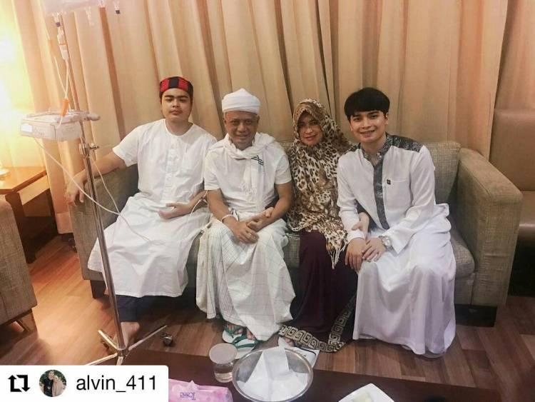 Hoaks Arifin Ilham Wafat, Alvin Minta Warga Jangan Tergiring Isu