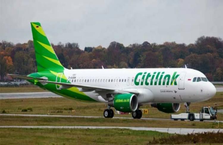 Citilink akan Kenakan Tarif Bagasi Penerbangan Domestik