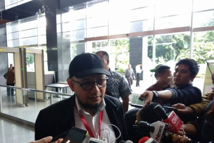 Novel Minta Presiden Desak Polri Ungkap Teror KPK, Tak Seperti yang Lain Tak Terungkap